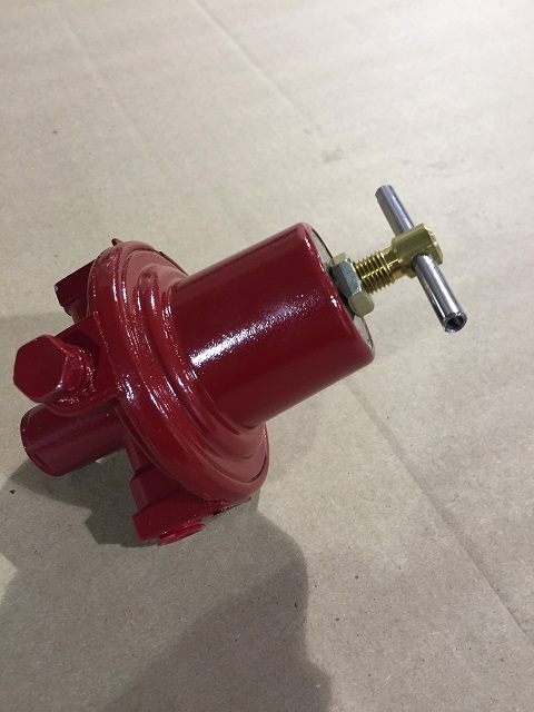 Propane Regulator 0-30 LBS