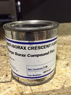 Crescent Welding Flux