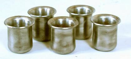 Candle Cup Fits Std Tapered Candle
