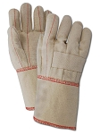 Hot Mill Glove Cotton Long Cuff