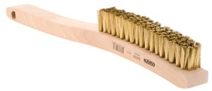 Brass Brush - Extra Full fine wire