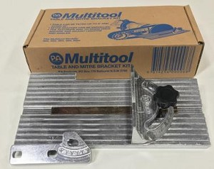 Multitool  Table Attachment