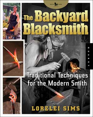 Backyard Blacksmith - Loreli Sims