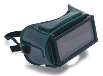 Goggles Deluxe Brazing