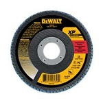 Dewalt 40 Grit High Density  Zirconia Flap Disc