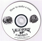 DVD How to Make a Rose